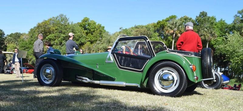 1963 LOTUS Super 7 Cosworth 17