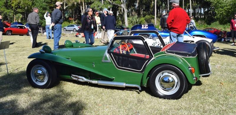 1963 LOTUS Super 7 Cosworth 18