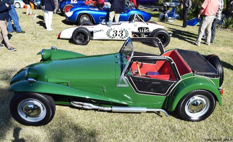 1963 LOTUS Super 7 Cosworth 19
