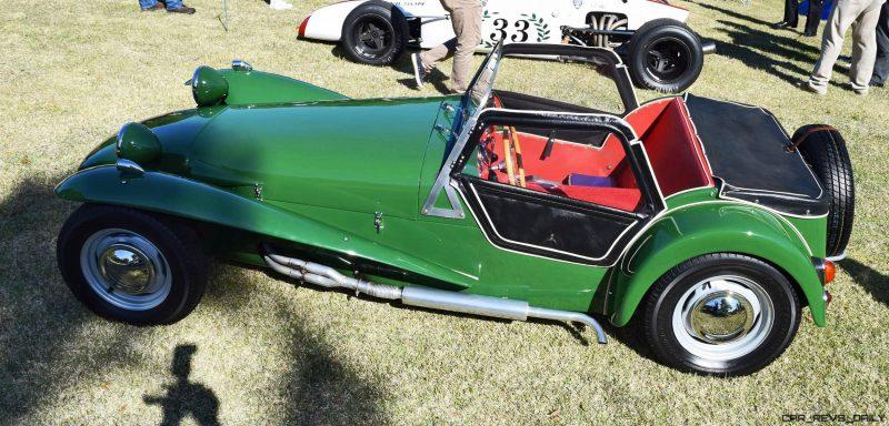 1963 LOTUS Super 7 Cosworth 20