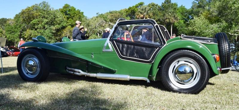1963 LOTUS Super 7 Cosworth 21