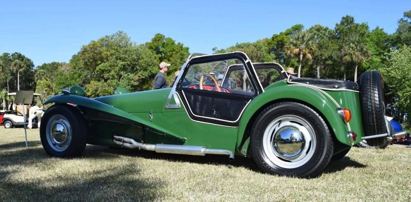 1963 LOTUS Super 7 Cosworth 22
