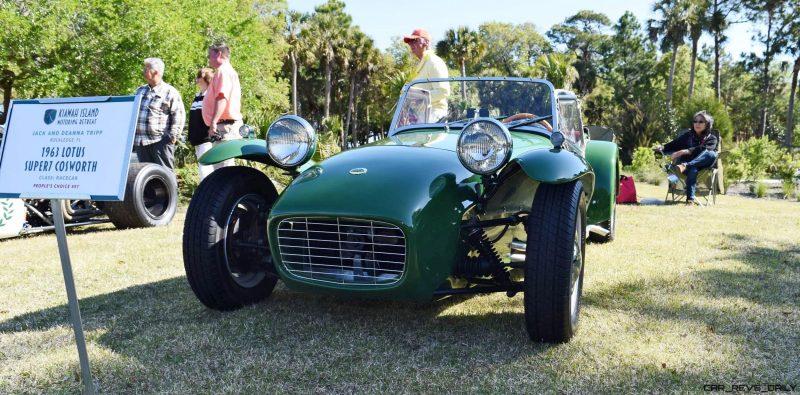 1963 LOTUS Super 7 Cosworth 6
