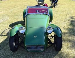 Kiawah 2016 Highlights – 1963 LOTUS Super 7 Cosworth