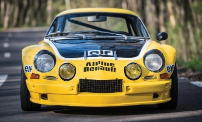 1965 Alpine-Renault A110 in Group 4 Rally Spec 11