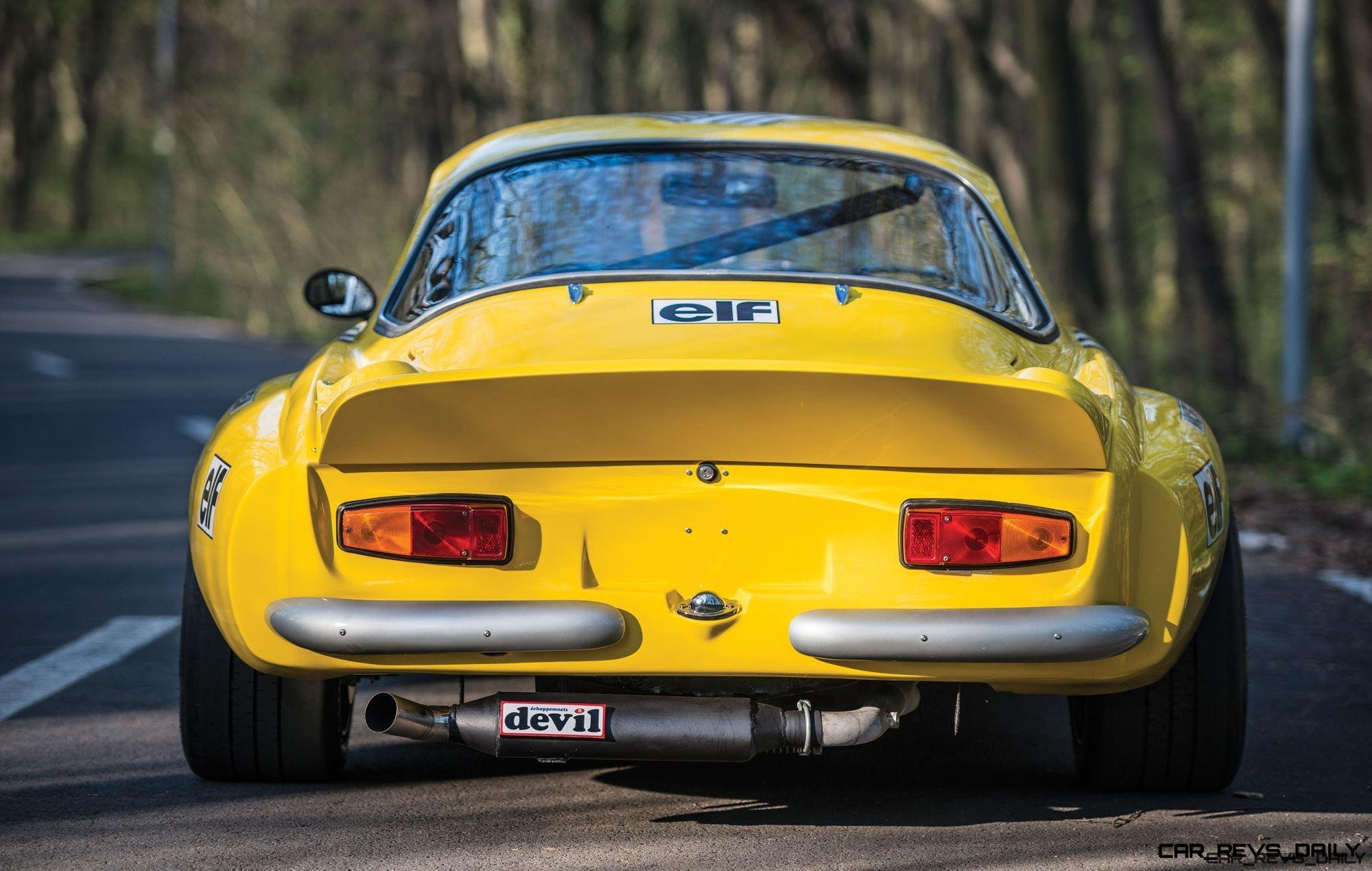 RM Monaco 2016 – 1965 Alpine-Renault A110 in Group 4 Rally Spec