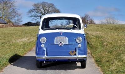 1965 Fiat 600 Multipla 10