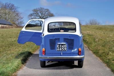 1965 Fiat 600 Multipla 11