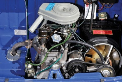 1965 Fiat 600 Multipla 19