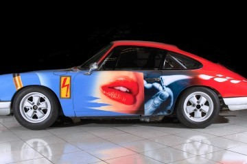 1965 Porsche 911 Art Car 007 By Peter Klasen 22