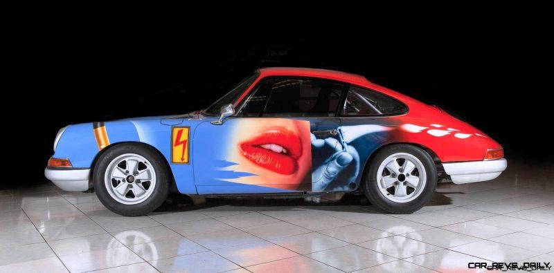 1965 Porsche 911 Art Car 007 By Peter Klasen 22