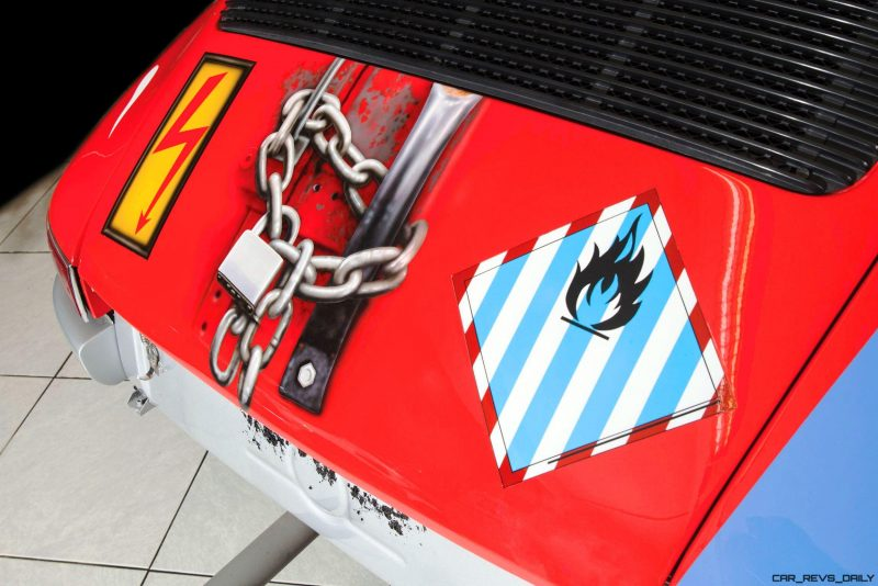 1965 Porsche 911 Art Car 007 By Peter Klasen 23