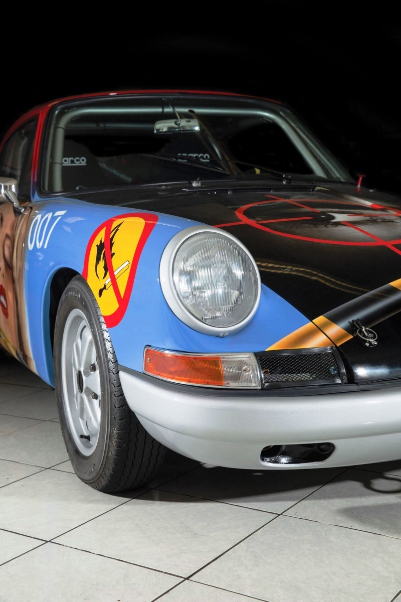1965 Porsche 911 Art Car 007 By Peter Klasen 7