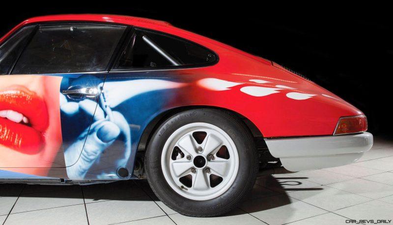 1965 Porsche 911 Art Car 007 By Peter Klasen 8