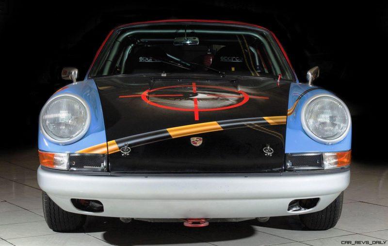 1965 Porsche 911 Art Car 007 By Peter Klasen 9
