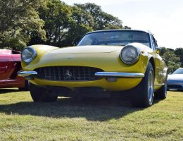 Kiawah 2016 Highlights – 1967 Ferrari 330GTC in Giallo Fly