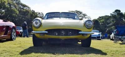 1967 Ferrari 330GTC in Giallo Fly 13