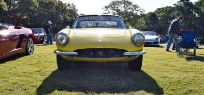 1967 Ferrari 330GTC in Giallo Fly 15