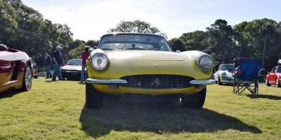 1967 Ferrari 330GTC in Giallo Fly 16