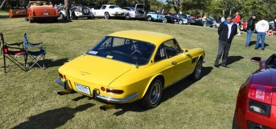 1967 Ferrari 330GTC in Giallo Fly 23