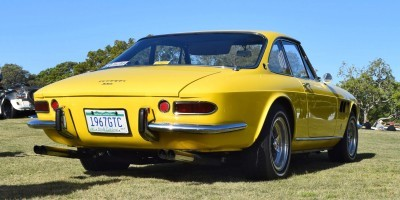 1967 Ferrari 330GTC in Giallo Fly 25