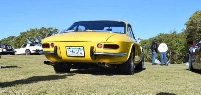 1967 Ferrari 330GTC in Giallo Fly 26