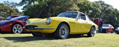 1967 Ferrari 330GTC in Giallo Fly 9