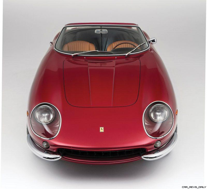 1968 Ferrari 275 GTS4 NART Spider 11