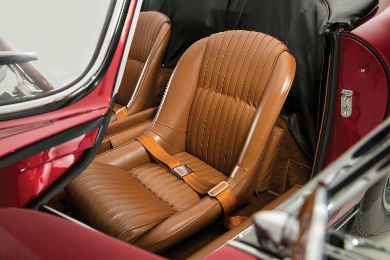 1968 Ferrari 275 GTS4 NART Spider 17