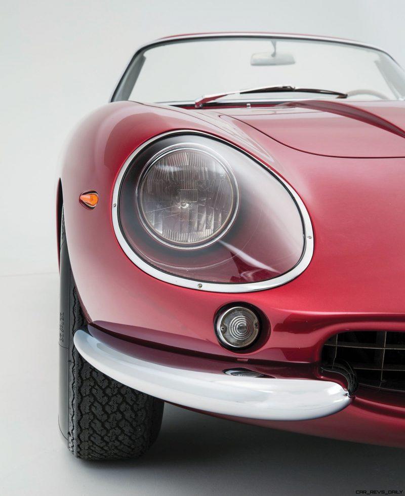 1968 Ferrari 275 GTS4 NART Spider 19