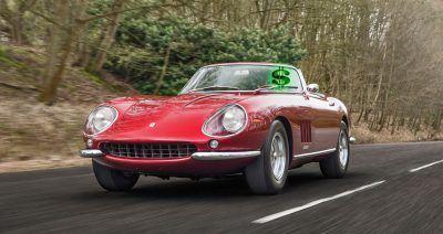 1968 Ferrari 275 GTS4 NART Spider 25 edit