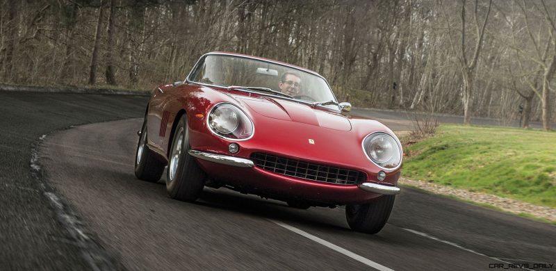 1968 Ferrari 275 GTS4 NART Spider 26