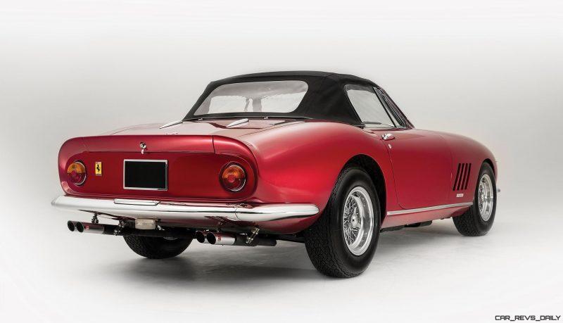 1968 Ferrari 275 GTS4 NART Spider 31
