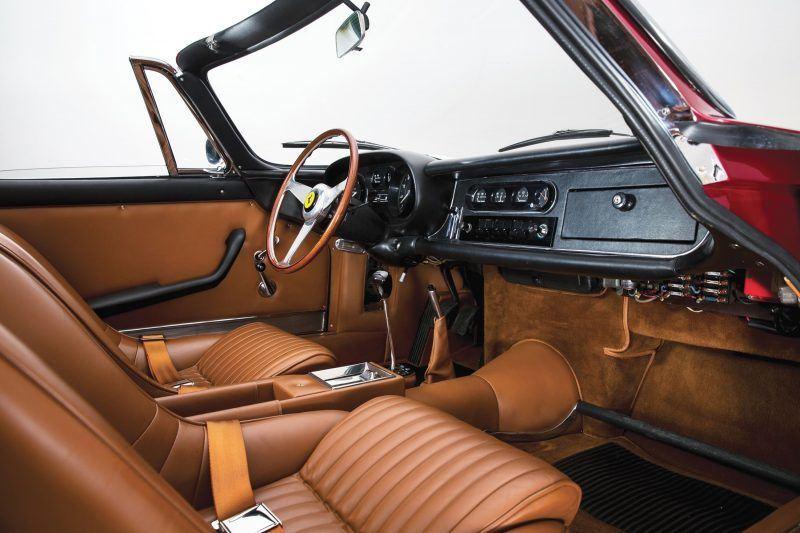 1968 Ferrari 275 GTS4 NART Spider 5