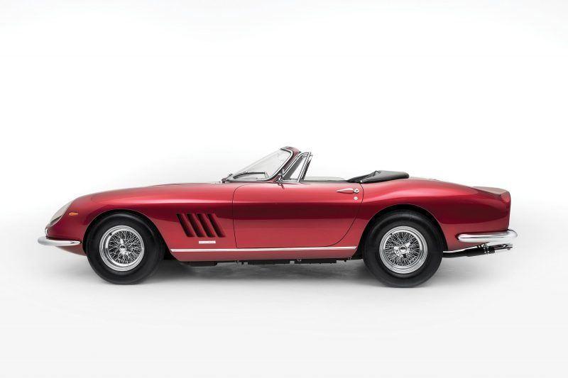 1968 Ferrari 275 GTS4 NART Spider 6