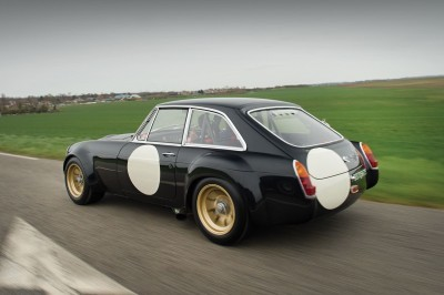 1969 MG MGC GTS Sebring 21