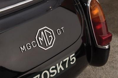 1969 MG MGC GTS Sebring 6