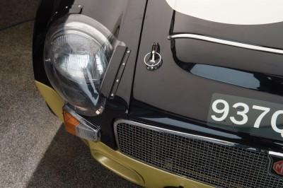 1969 MG MGC GTS Sebring 9