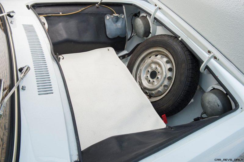 1970 Fiat 850 Spiaggetta by Michelotti 19