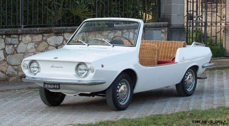 1970 Fiat 850 Spiaggetta by Michelotti 2