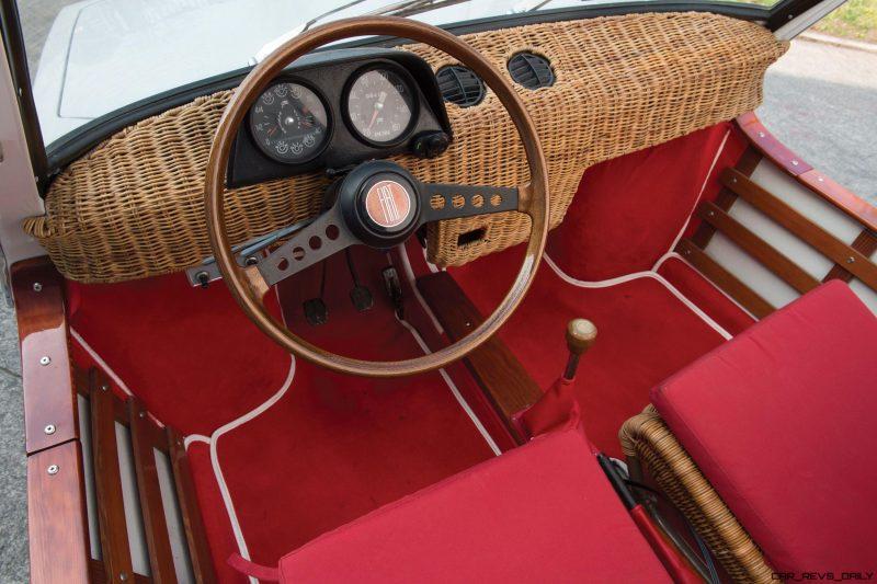1970 Fiat 850 Spiaggetta by Michelotti 5