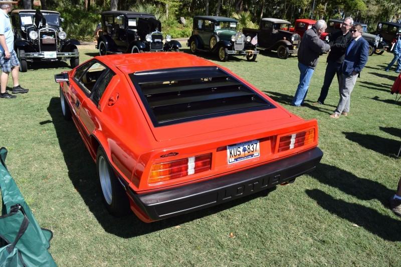 1984 LOTUS Esprit TURBO 21