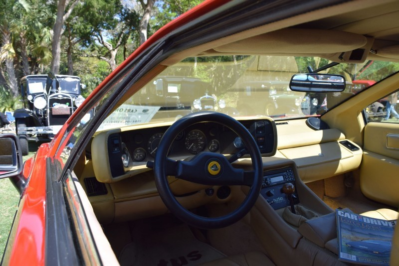 1984 LOTUS Esprit TURBO 22