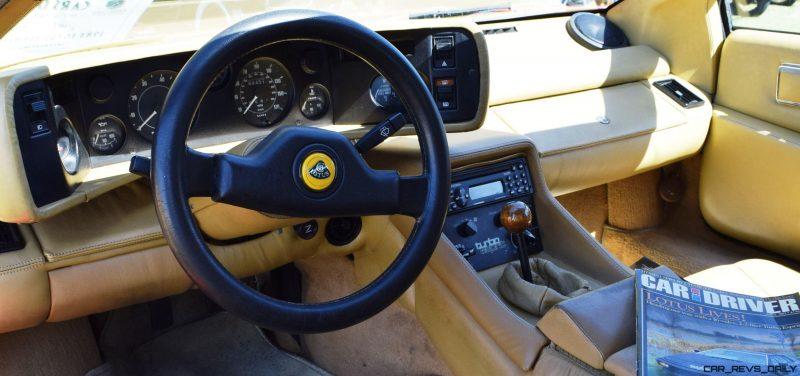 1984 LOTUS Esprit TURBO 26