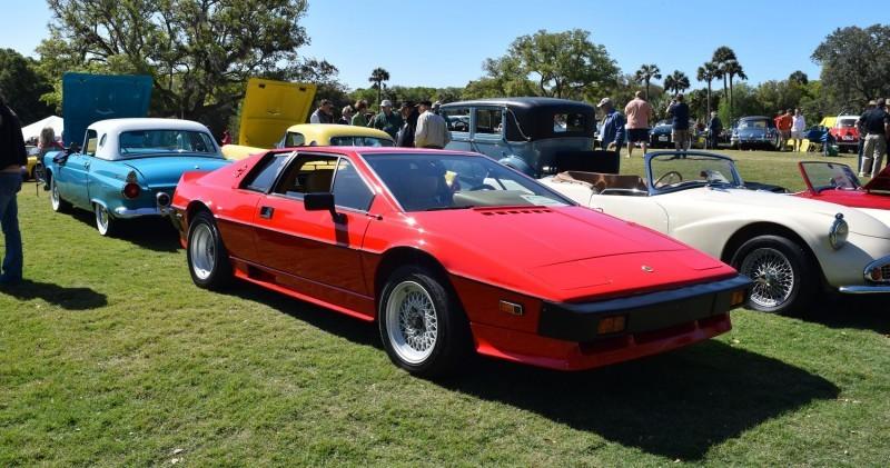 1984 LOTUS Esprit TURBO 9