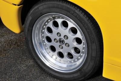 1993 Alfa Romeo RZ by Zagato 10