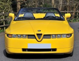 RM Monaco 2016 – 1993 Alfa Romeo RZ by Zagato