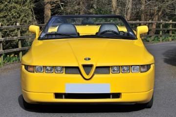 RM Monaco 2016 - 1993 Alfa Romeo RZ by Zagato