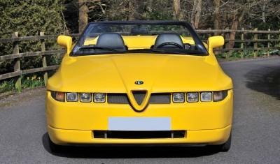1993 Alfa Romeo RZ by Zagato 11