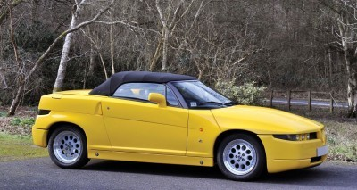 1993 Alfa Romeo RZ by Zagato 18